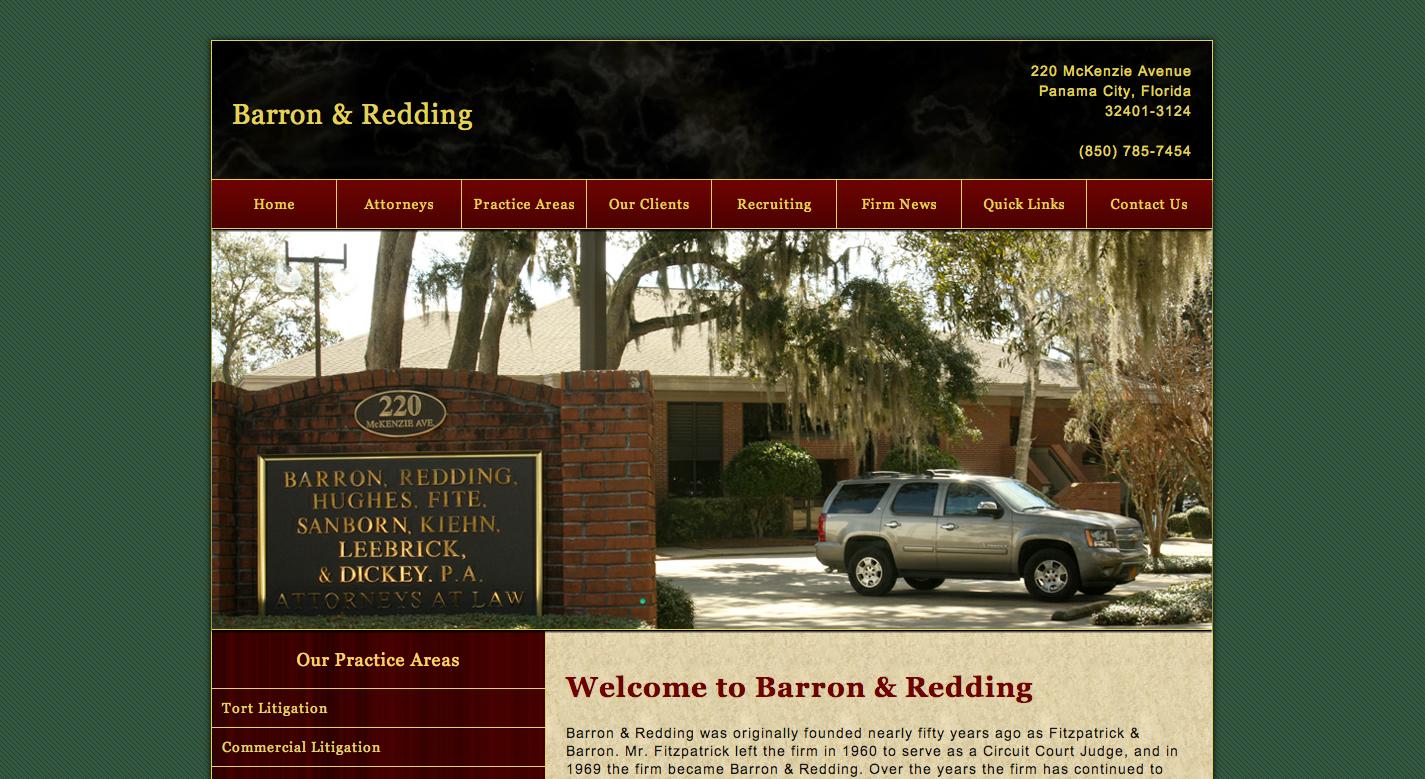Barron Redding