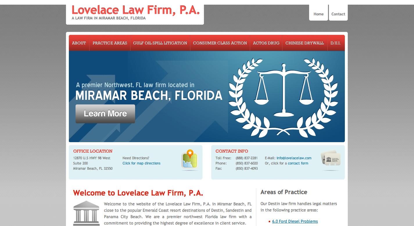 Lovelace Law