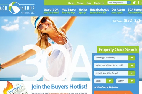 The Beach Group Properties, LLC.