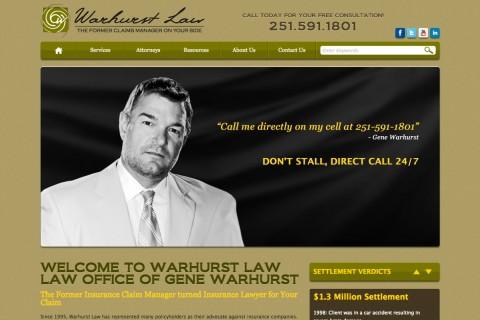 Warhurst Law
