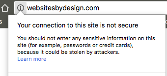 SSL websites Panama City FL